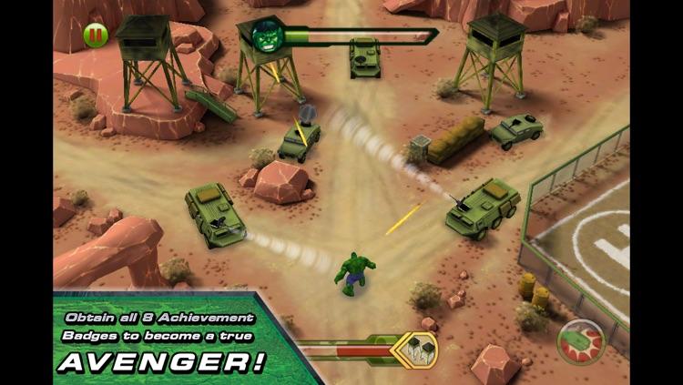 Avengers Origins: Hulk screenshot-4
