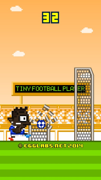 8-bit Football Star - Play Free Retro Pixel Soccer Games screenshot-2