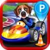 Dog Car Parking Simulator Game - 3D Real Truck Sim Driving Test Racing Fun!