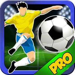 Brazil Football 2014 - Soccer Juggling Mini Game