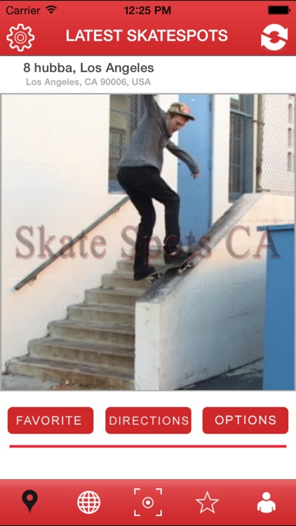 Los Angeles Skate Spots screenshot-1