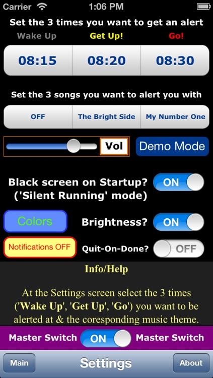 iWakeUp3 screenshot-4