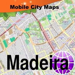 Madeira Street Map