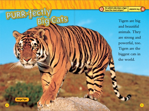National Geographic Readers Tigers By Laura Marsh On Apple Books