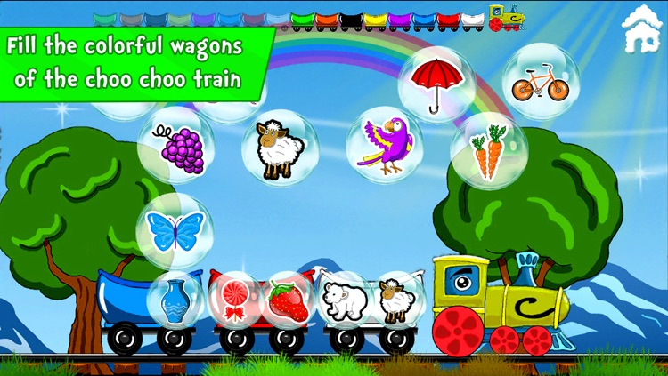 Magic Colors - Educational Games for Kids screenshot-4
