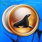 trésor de pirate - recueillir des pièces de monnaie sous la mer gratuit icon