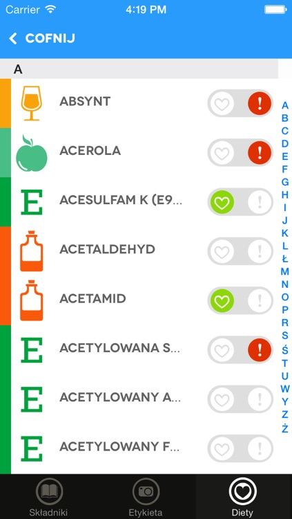Wiesz Co Jesz screenshot-4