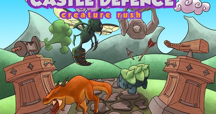 Castle Defender - Creature rush