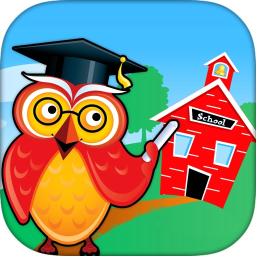 Alphabet School Letters - Your Kids Will Learn The Alphabet Fast And Happy