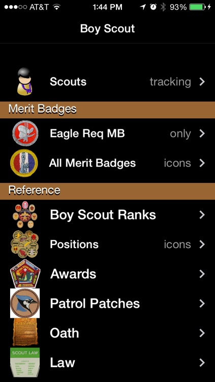 Merit Badges - Quick Reference for every Boy, Leader and Parent