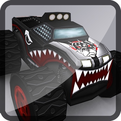 3D RC Zombie Monster Truck Smash Rally Off-Road Game for Free iOS App