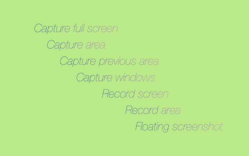 Screener: Screenshot Utility скриншот программы 5