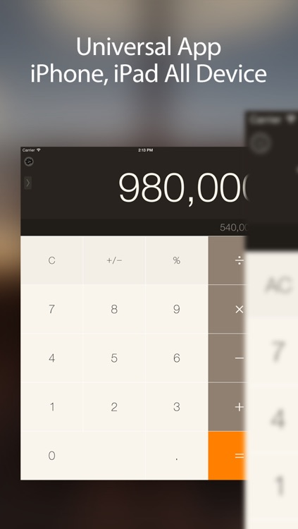 Good Calc - Focusing on the most basic calculation system! screenshot-3