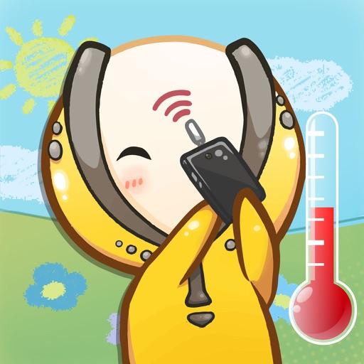 OMI Nursery Body Temperature App