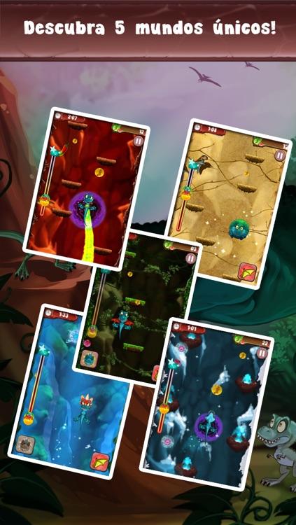 Dino Jump: o melhor jogo grátis - by Top Free Apps: Mobjoy Best Free Games screenshot-3