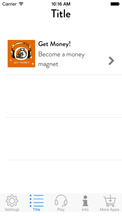 Get Money! Become a money magnet by hypnosis