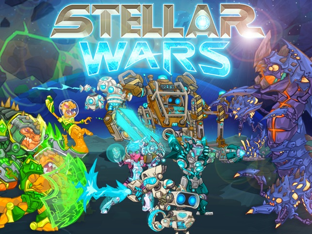 Stellar Wars Screenshot