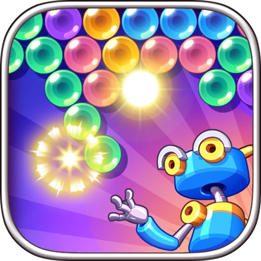 Bubble Star Mania