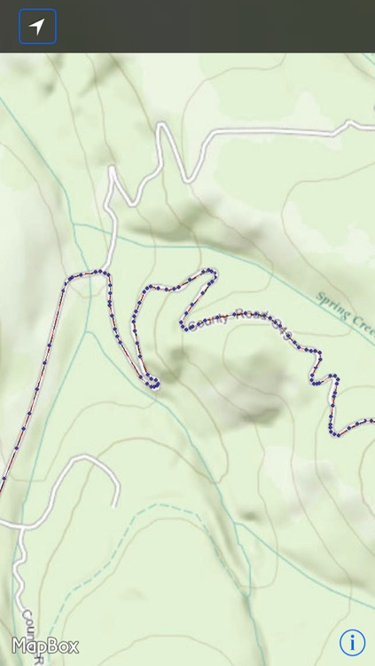 Colorado Backcountry Discovery Route Map screenshot-4