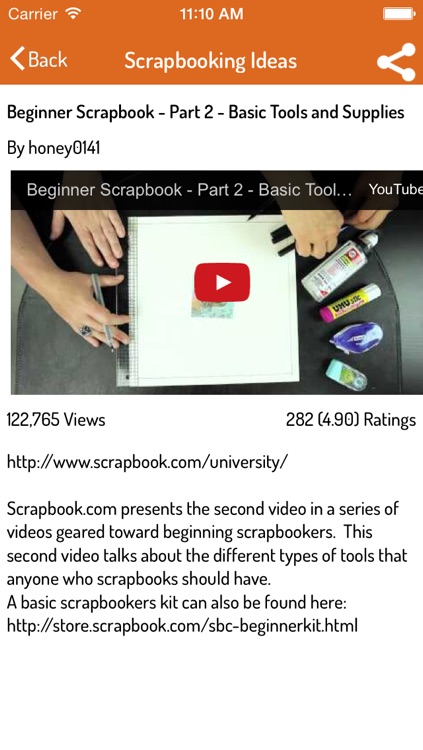 The Ultimate Scrapbooking Guide - How To Make Scrapbook With Paper, Stickers, Cricut Craft and more screenshot-3