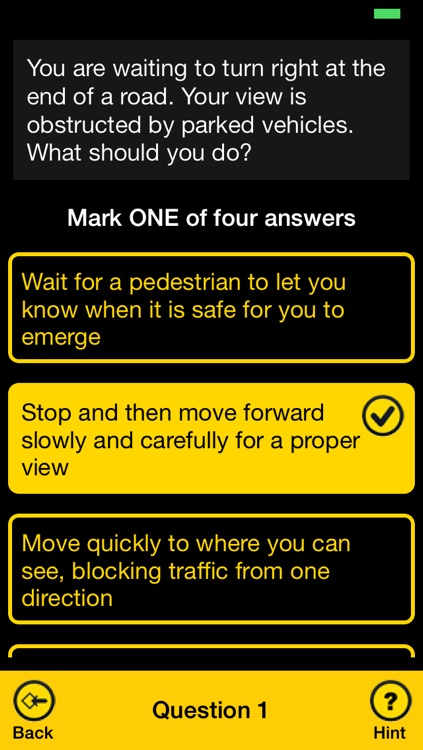 AA Theory Test for Car Drivers screenshot-3