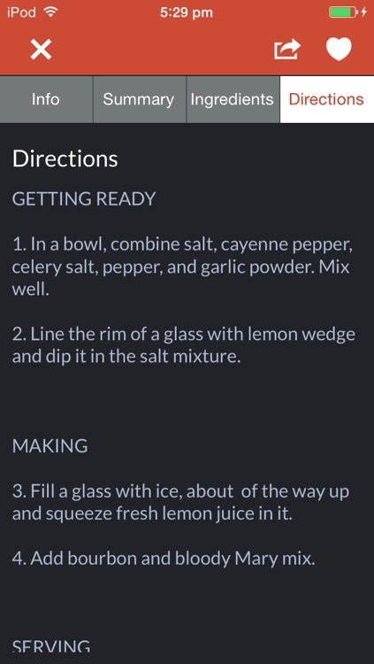 Drinks recipes and videos screenshot-3