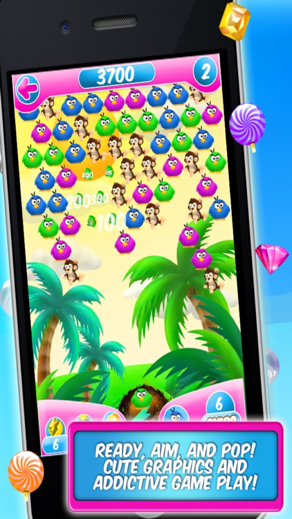 Ultimate Bubble Trouble Shooter Game - Play Free Fun Kids Puzzle Games screenshot-1