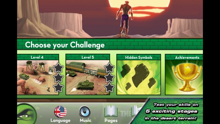 Avengers Origins: Hulk screenshot-3