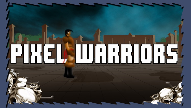 Pixel Warriors - The 8 bits epic heroes quest - Free Edition