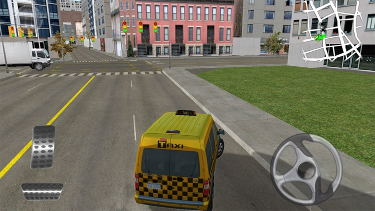Mobster Taxi screenshot-0