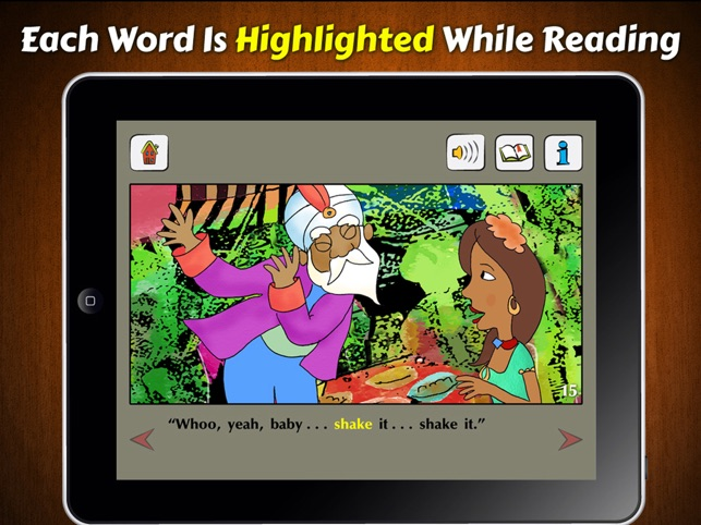 Interactive childrens book priceless giftspersonalized for your interactive childrens book priceless giftspersonalized for your kids english spanish on the app store negle Images