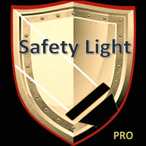 SafetyLight (Safety Light) Premium - Personal Safety, must have for Travelling, Trekking and Camping