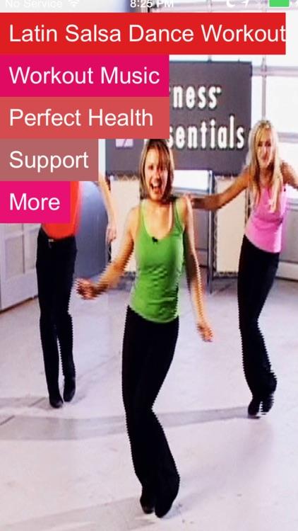 Latin Salsa Dance Workout for Beginners-Denise Druce