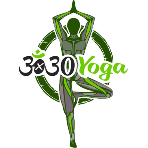3x30 Yoga Mind and Body Fitness icon