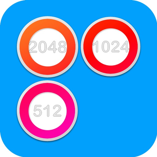 Game of Doubles 2048 icon