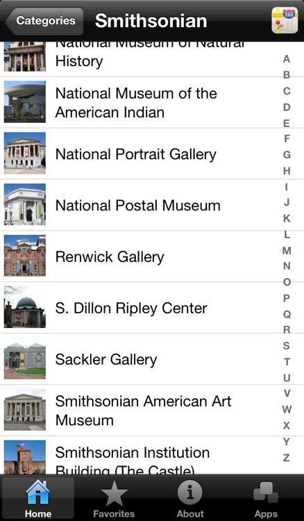 Museum Guide: Washington, D.C.