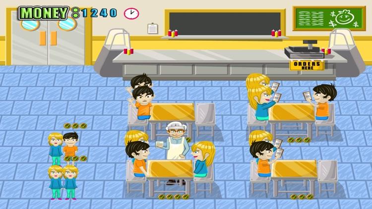 School Cafeteria Lite