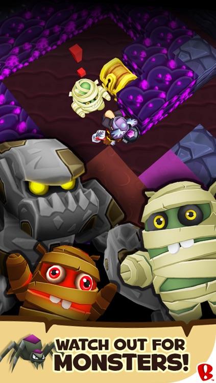 Dwarven Den™ - The Mining Puzzle Game
