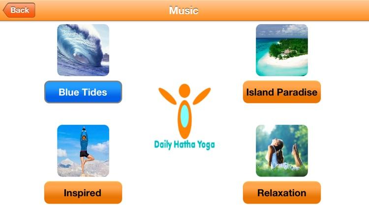 Daily Hatha Yoga screenshot-3