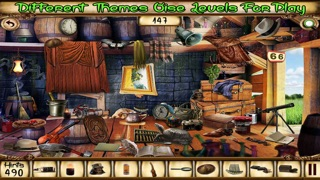 Hidden Objects 50 in 1 screenshot four