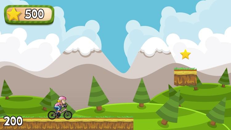 Adventurous Bike Buddies – High Speed Bicycle Adventure Race screenshot-4