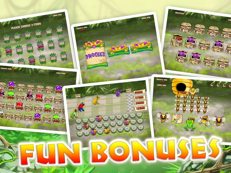 Slots Gone Wild HD Fun screenshot-3