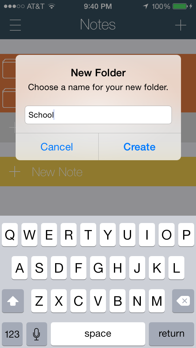 Notable - Organize Your Notes screenshot two