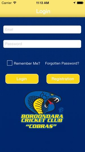 Boroondara Cricket Club on the App Store