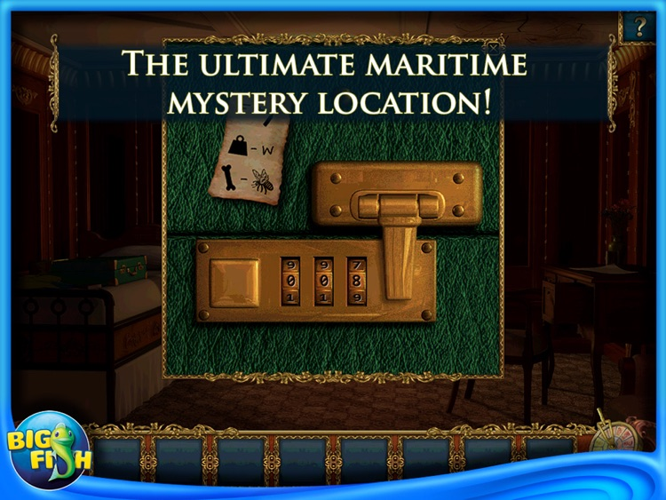 Return to Titanic: Hidden Mysteries HD - A Hidden Object Adventure screenshot-2