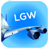 London Gatwick LGW Airport. Flights, car rental, shuttle bus, taxi. Arrivals & Departures.