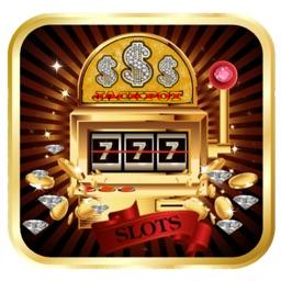 Diamond Luxe Slots- An Aristocrat's Las Vegas Casino Game