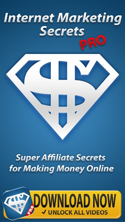Internet Marketing Income PRO - Super Affiliate Millionaire Secrets