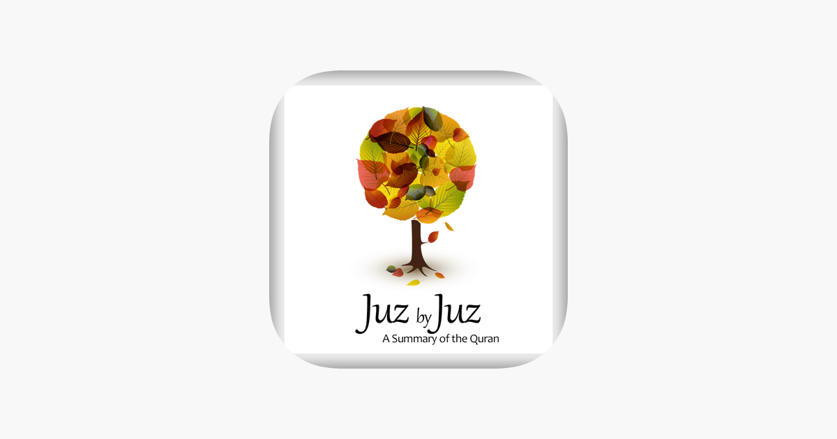 A Summary of the Quran: Juz by Juz on the App Store