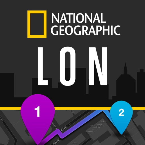 London Guide by National Geographic icon
